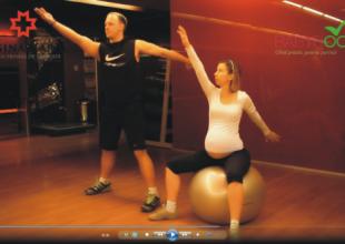 Exercitii de respiratie in timpul sarcinii 1