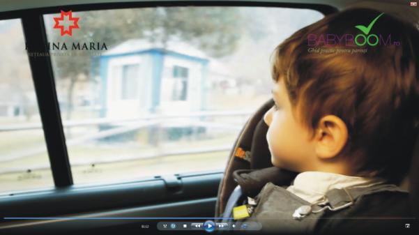 Transportul copiilor in autoturism