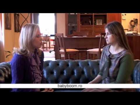 Alimentatia femeii insarcinate partea II – Interviu cu Dr. Mihaela Bilic