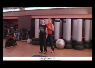 Exercitii pentru femei insarcinate – Exercitii complexe de relaxare